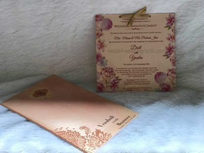 Designer Wedding Invitation Cards